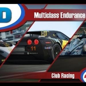 RaceRoom | RaceDepartment IMSA Multiclass @ Imola