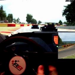 R3E - Spa - KTM X-BOW - 100% AI race
