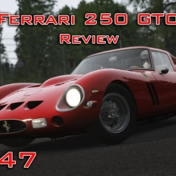 Assetto Corsa | Ferrari 250 GTO Review (Ferrari Pack DLC) | Episode 147
