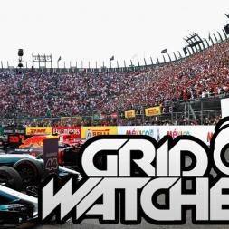 HAMILTON 4 TIMES WORLD CHAMPION! - GRID WATCHERS PODCAST #21