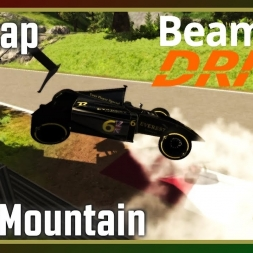BeamNG - Hot Lap - Trial Mountain - FR16 (with fails)