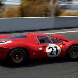 Project CARS 2 - Ferrari 330 P4 @ Bathurst - Time Trial World Record