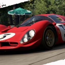 Project CARS 2 Monza Classic Ferrari 330 P4