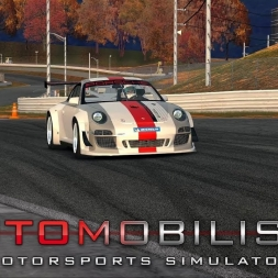 Automobilista (1.4.81r) - Autumn Dream #2 - Porsche 911 (997) GT3 R @Barber Motorsport Park