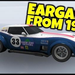 Eargasm From 1974 - 1974 Chevrolet Corvette / Hillclimb Stage - RACE 07
