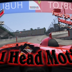 Assetto Corsa * Real Head Motion * F1 2017 * Mexico GP