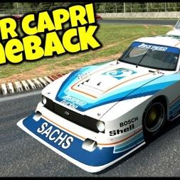 Killer Capri Comeback - Zakspeed Capri / Circuit Zolder - RaceRoom Racing Experience