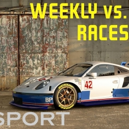 Gran Turismo Sport - Daily or Weekly races?