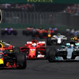 Formula Fun Podcast Episode 1 - Mexico GP