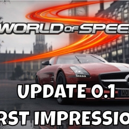 World of Speed Early Access - First Look at Update 0.1