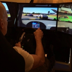 rFactor 2 - GT3 - @ Silverstone GT -