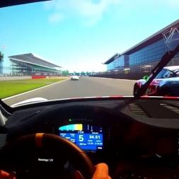 NRE Porsche Cup - Race 7 - Silverstone GP - Assetto Corsa - NetRacingEurope