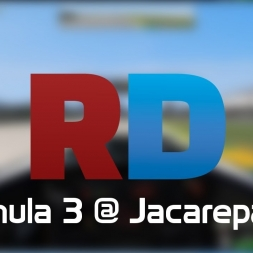 RaceDepartment - Formula 3 @ Jacarepagua