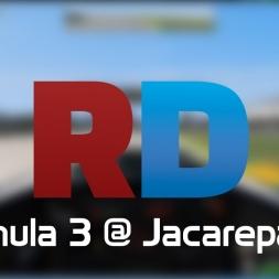 RaceDepartment - Formula 3 @ Jacarepagua