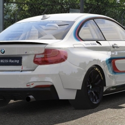Assetto Corsa (1.15.2) - BMW M235i Racing @Nordschleife Tourist