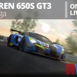 RaceRoom - RaceDepartment Club - GTR3 @ Karlskoga ONBOARD