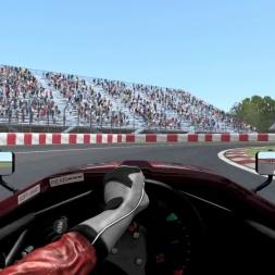 RaceDepartment Rfactor 2 Club Race,  USF2000 @ montreal
