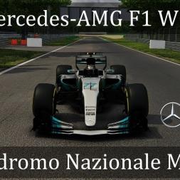 Assetto Corsa: Mercedes-AMG F1 W08 // Autodromo Nazionale Monza