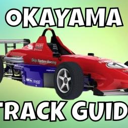 iRacing Skip Barber Track Guide - Okayama S4 2017
