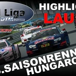RaceRoom | VTM Liga | 3. Saisonrennen | Lauf 1 | Hungaroring