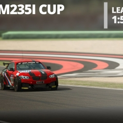 RaceRoom - BMW M235i Cup @ Imola - 01:56.894