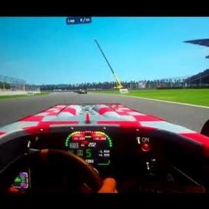 RDGPC Formula 3 - Race 1 - Hockenheim - Automobilista - RaceDepartment