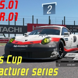 Gran Turismo Sport - Nations cup & manufacturers series highlights (04/11/17)