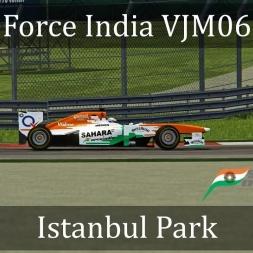 Assetto Corsa: Force India VJM06 // Istanbul Park