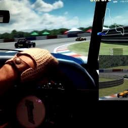 LFS - Aston Historic - LX6 (Caterham) - PRO AI race