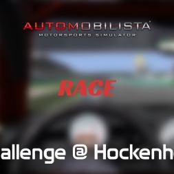 Automobilista BETA - Mini Challenge @ Hockenheimring [NEW HUD]