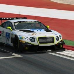 RaceRoom LeaderBoard + Setup   Bentley GT3 @ Red Bull Ring 1:28.5xx