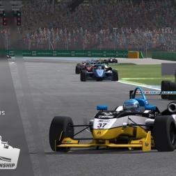 RDGPC S6   Round 1   Hockenheim GP