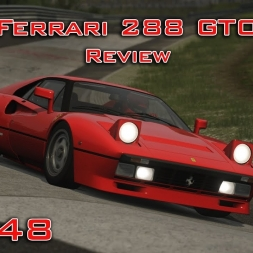 Assetto Corsa | Ferrari 288 GTO Review (Ferrari Pack DLC) | Episode 148
