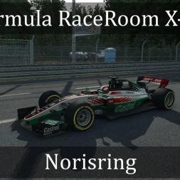 R3E: Formula RaceRoom X-17 // Norisring
