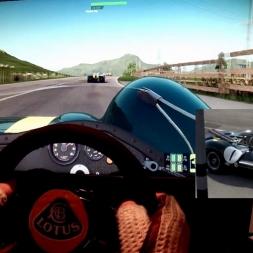 pC2 - Bannochbrae (Scotland) - Lotus 40 - PRO AI race