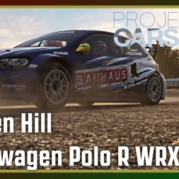 Pcars 2 - Lydden Hill - Volkswagen Polo R WRX