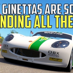 Pcars 2 - Defensive work with the Ginetta - Stream Highlight