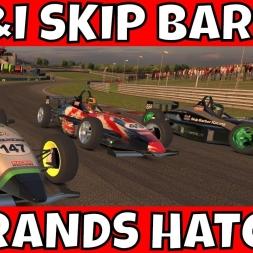 UK&I Skip Barber at Brands Hatch - We're all gonna die!!