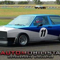 Automobilista - Gol HotCar - DLC Brazilian Touring Car Classics (PT-BR)