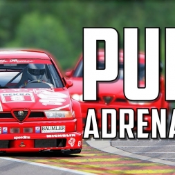 PURE ADRENALINE - One of my best races! Assetto Corsa SRS 155 V6 TI at Gamer Muscle's