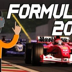 FORMULA 1 in VR (Oculus)