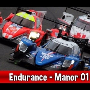 Motorsport Manager - Endurance Lets Play - Fire Mod Manor Racing 01