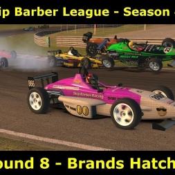 iRacing - UK & I Skip Barber League - Brands Hatch