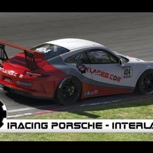 iRacing.com / Porsche Cup Live Stream / Interlagos