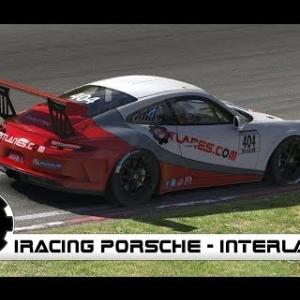 iRacing.com / Porsche Cup Live Stream / Interlagos
