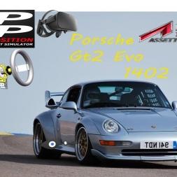 Assetto Corsa - Porsche Gt2 Evo 1402HP - Gtx 1080ti - Oculus Rift - Direct Drive Osw Big Mige