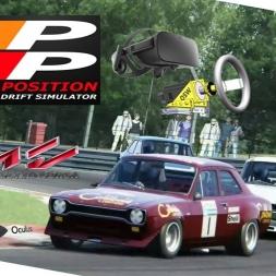 Assetto Corsa  online - Ford Scort 1600- in Zandvoort - Oculus Rift