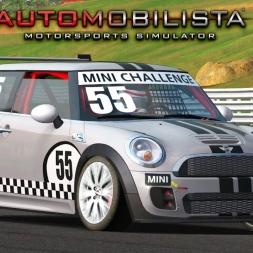 Automobilista - Mini Challenge em Vello Citta - New HUD (PT-BR)