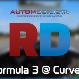 RaceDepartment - Formula 3 @ Curvelo
