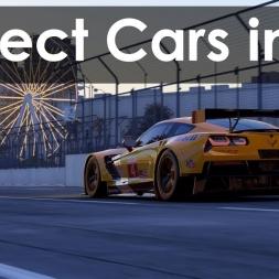 Project Cars 2: Multiclass at Laguna Seca